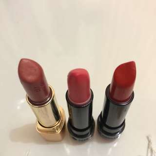 NYX lipstick Wardah Yves Rocher dll