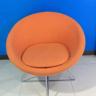Stylish Orange Chair