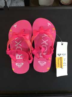 roxy slipper