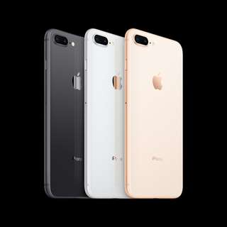 iPhone 8 Plus full set any color