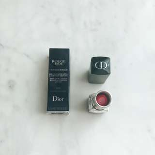 Double Rouge Dior 578 Shock Fuchsia
