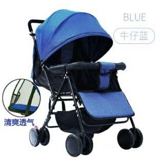 In stock great quality /Baby stroller/baby pram/https://youtu.be/V-9KLIkxLW0