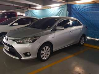Toyota Vios-E 2014