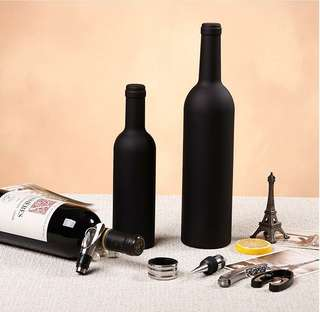 Wine opener suit creative wine bottle styling wine bottle opener five sets of beer bottle opener