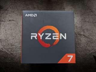 (BNIB) AMD Ryzen 1700X