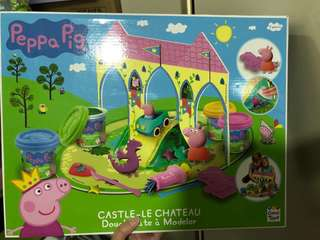 Peppa Pig Castle Play Dough