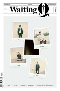 [PREORDER] NU'EST W Waiting Q Magazine