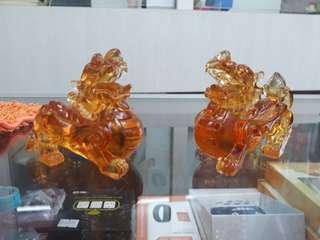 Liu LI pixiu(pair)