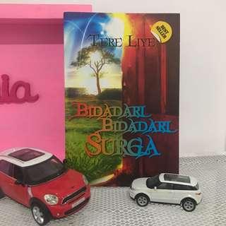 Buku buku best seller novel tere liye dll..liat foto lengkap