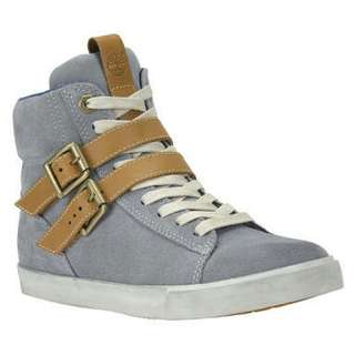 Women's Glastenbury Leather High-Top Shoes