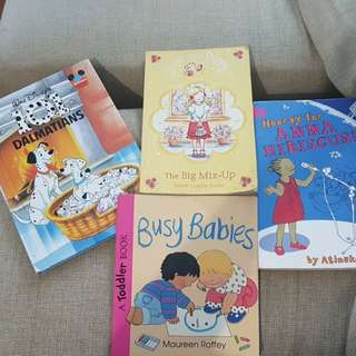 Take all: kid's books