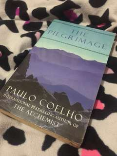 Book : The Pilgrimage by Paulo Coelho