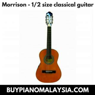 MORRISON - 1/2 SIZE CLASSICAL GUITAR