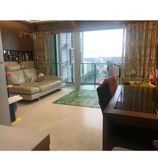 High floor! 2+1 @ Eight Riversuites for sale
