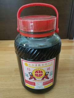 悅和醬園特級甜醋