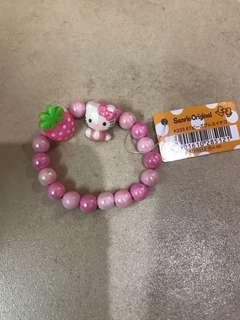 Sanrio hello Kitty bracelet BNWT