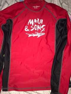 Maui & Sons Rashguard