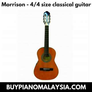 MORRISON  -4/4 SIZE CLASSICAL GUITAR