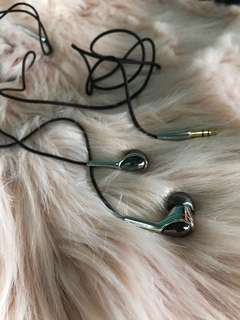 Swarovski Philips earphone