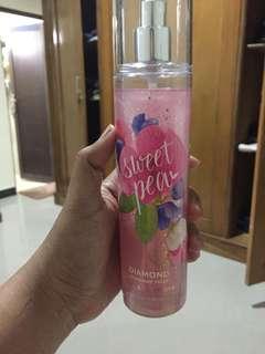 Sweet Pea BBW shimmer