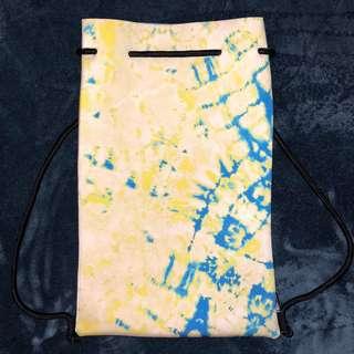 Triangl Bikini Neoprene Drawstring Bag