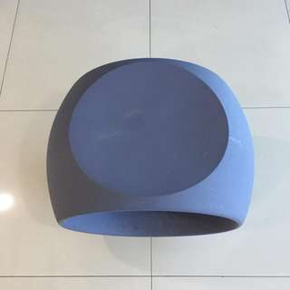 Contemporary Light Violet Chair