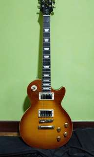 Epiphone Les Paul Standard Plustop Pro - Honey Burst