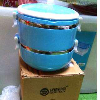 保溫飯盒 雙層保暖飯盒