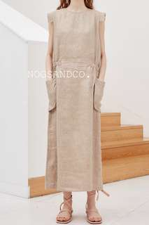 NC1057 Khakis Designer Dress