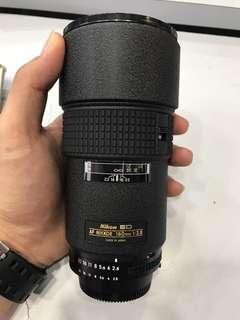 Nikon 180mm F2.8 AF ED LENS