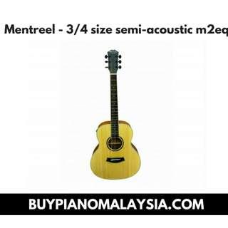MENTREEL - 34 SIZE SEMI-ACOUSTIC M2EQ