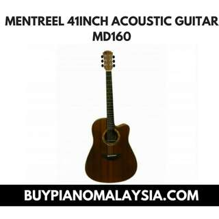 Mentreel - 41inch acoustic guitar md160