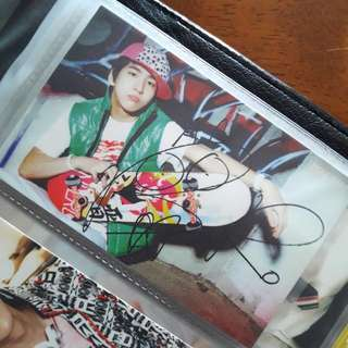 WTS Baro Let's Fly IT B1A4 Misprint Pc