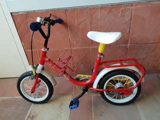 Kids Bicycle with removable training wheels