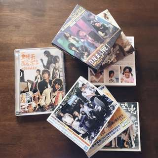Mayday 五月天 Official CDs and DVDs