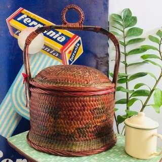 Vintage Teochew Wedding Basket