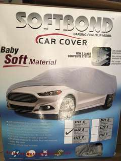 Krisbow Softbond Car Cover