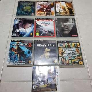 🚚 PS3 Games