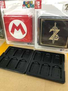 Nintendo Switch card case