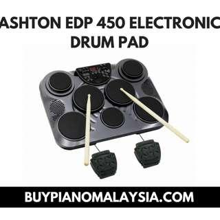 Drums - ASHTON EDP 450 ELECTRONIC DRUM PAD