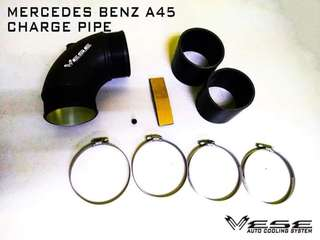 MERCEDES BENZ A45 CHARGE PIPE KIT