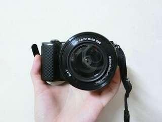 SONY A5000L 變焦鏡組 16-50mm WiFi 微單眼相機