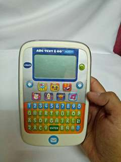 Vtech learning pad
