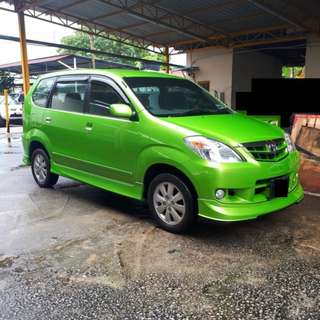 2007 TOYOTA AVANZA 1.5G (A) GOOD CONDITION