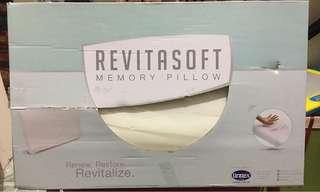 Uratex Revitasoft Memory pillow