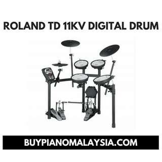Drums - ROLAND TD 11KV DIGITAL DRUM