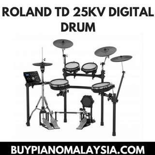 Drums - ROLAND TD 25KV DIGITAL DRUM