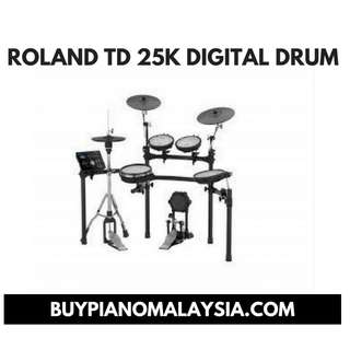 Drums - ROLAND TD 25K DIGITAL DRUM