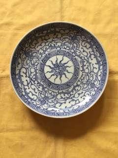 青花瓷 (民国时期