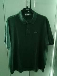 LACOSTE Polo Shirt (Original)